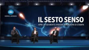 Evento Virtuale - Il sesto senso - Konica Minolta