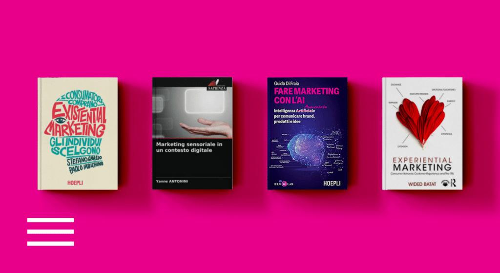 4 libri sul marketing esperienziale
