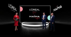 L'Oréal Luxe - Naïma Loggers